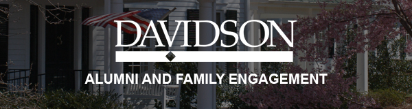 Alumni and Family Engagement header