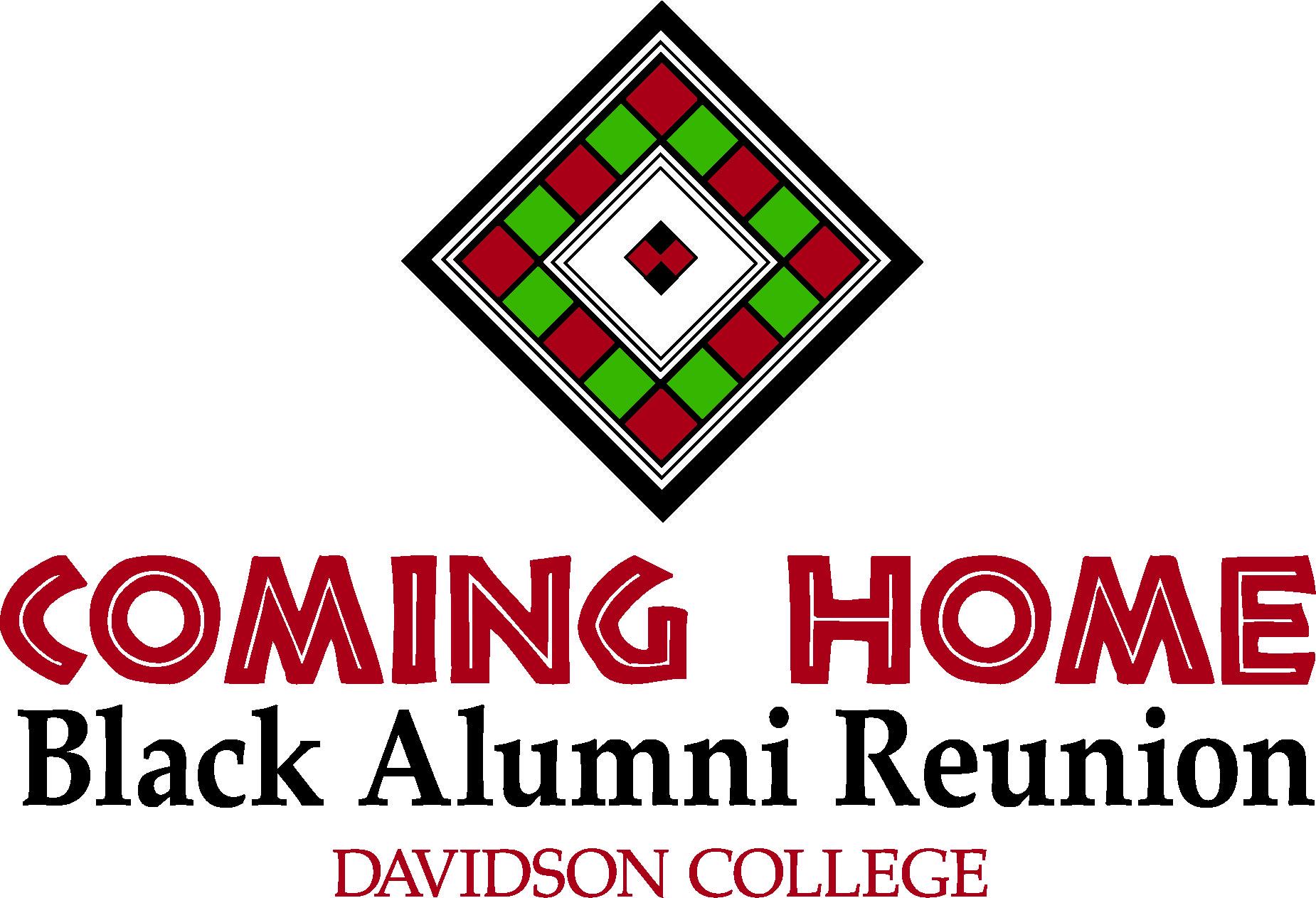 Black Alumni Reunion Logo Image